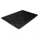 Marble Top Anti Fatigue Mat 2x3 Black