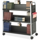 Scoot 6 Shelf Book Cart