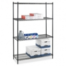 Modular Shelving Units Starter Kit 24 inch Deep