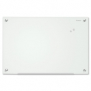 Quartet Infinity Magnetic Glass Boards White