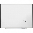 Lorell Signature Series Magnetic Dry Erase Markerboards