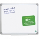 MasterVision Earth Silver Easy Clean Dry Erase Boards