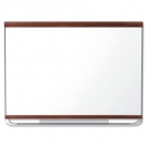 Quartet Prestige 2 Magnetic Total Erase Boards Mahogany