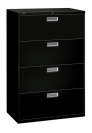Hon Brigade 600 Series 4 Drawer