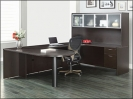 Espresso Executive Desk
