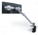 Xtend Dual Monitor Arm - Silver