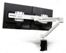 Xtend Dual Monitor Arm - White