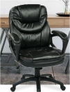 OSP Faux Leather Managers Chair