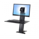 WorkFit-SR Desktop Single Monitor