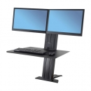 WorkFit-SR Dual Monitor