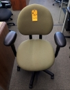 Used Apple Green Task Chair