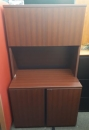 Used Lacasse Storage Cabinet with Hutch