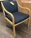 Wooden Frame Guest Chair