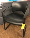 Haworth Leather Guest Chair