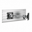Double Pivot Slatwall Arm