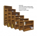 LDF HD Bookcases - 12 inch depth