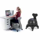 Fit Ball Chair