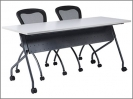 5 foot Folding/Nesting Training Tables