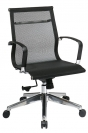 Executive Mid-Back Mesh Chair