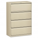 Lorell 4 Drawer Lateral