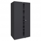 Lorell Heavy Duty Storage Cabinets 72 Inch