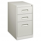 Lorell Mobile Pedestal (3 Drawer-19 Inch)