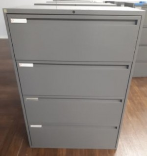 Used 4 Drawer Lateral