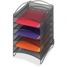 Oynx 6 Compartment Mesh Stackable Organizer