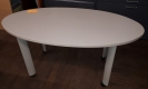 Grey Oval Table on Caters